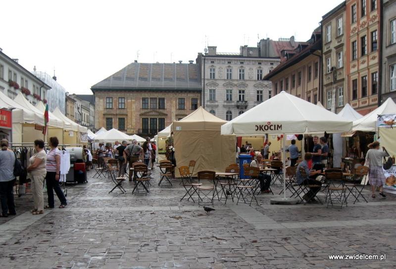 Kraków - Jemynapolu - Mały Rynek