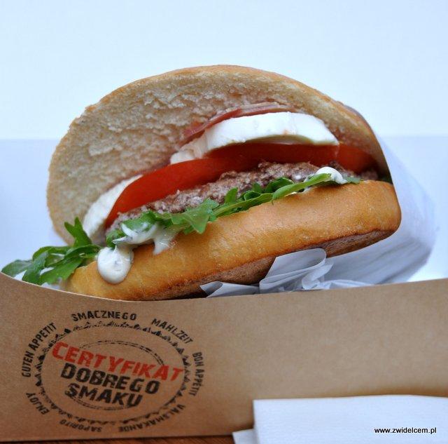 Kraków - Beef Burger Bar - Włoski Styl Burger