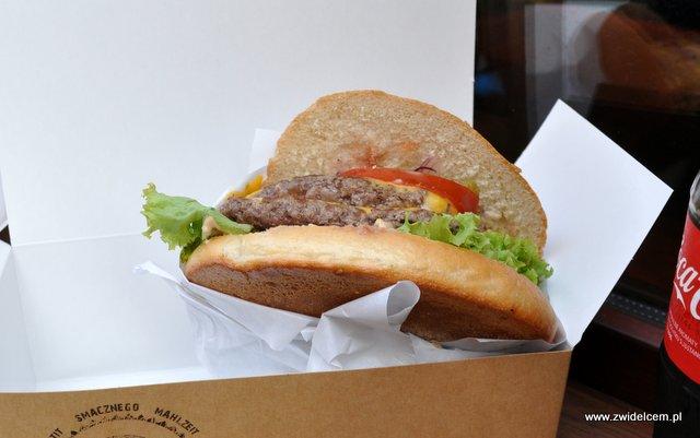 Kraków - Beef Burger Bar - Podwójna klasyka