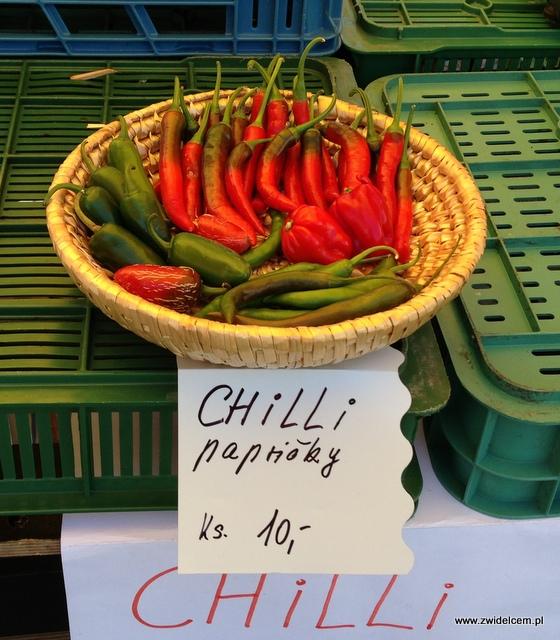 Morawy - Brno - Zelný trh - PApryczki