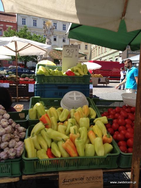 Morawy - Brno - Zelný trh - Papryka
