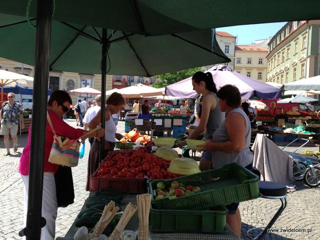 Morawy - Brno - Zelný trh - Pomidory