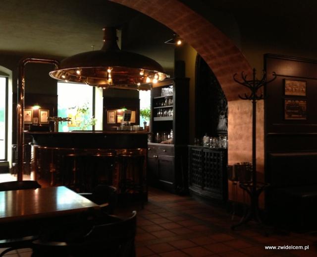 Morawy - Brno - Stopkova Plzeňská Pivnice - bar