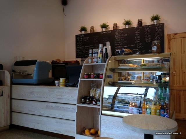 Kraków - Coffee Club - sala