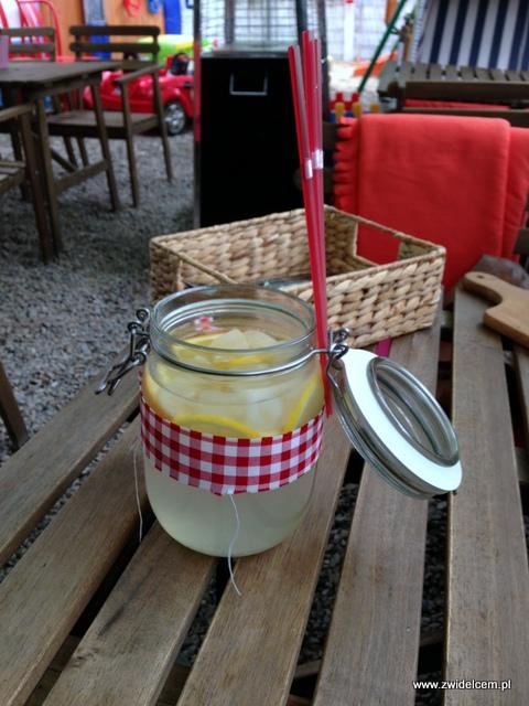 Kraków - Zielonki - Malinowy Anioł - Lemoniada