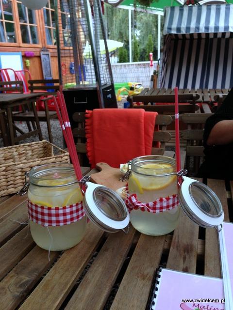 Kraków - Zielonki - Malinowy Anioł - Lemoniady