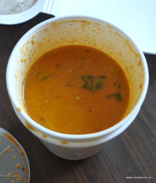 Kraków - Horai - curry