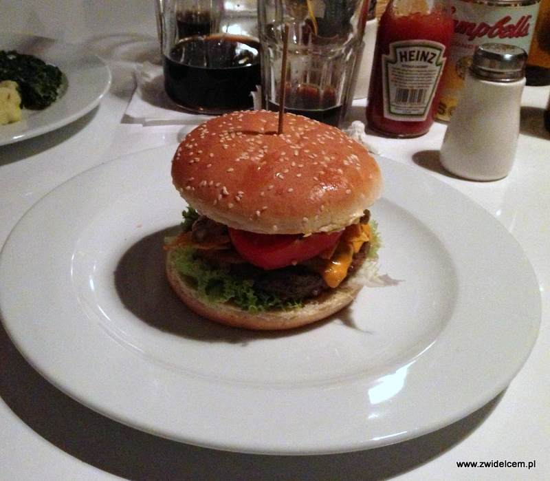 Kraków - Well Done - burger