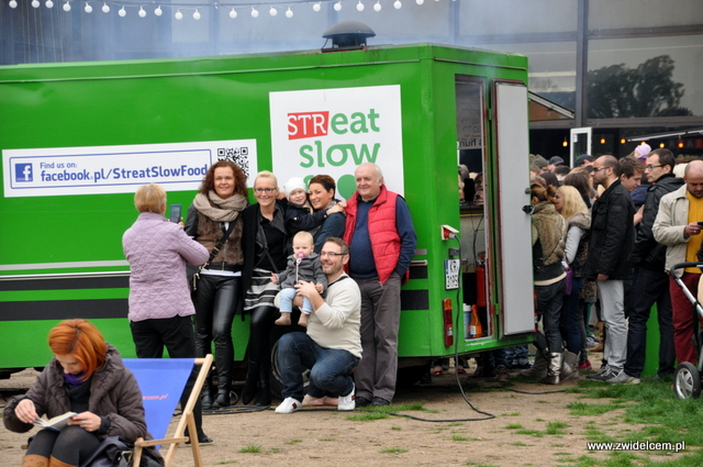 Kraków - Forum- Foodstock Berlin Edition - zdjęcia na tle Streat Slow Food