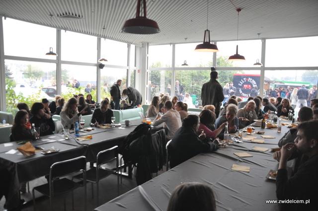 Kraków - Forum- Foodstock Berlin Edition - stoły