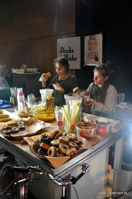 Kraków - Forum- Foodstock Berlin Edition - Shake & Bake