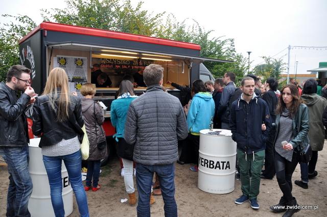 Kraków - Forum- Foodstock Berlin Edition - Salt & Pepper kolejka