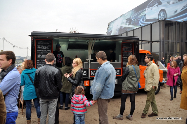 Kraków - Forum- Foodstock Berlin Edition - Burgertata truck