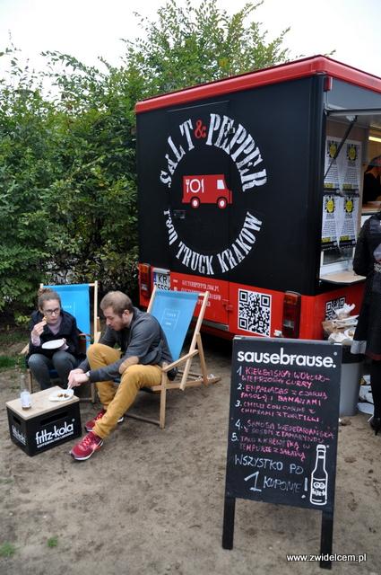 Kraków - Forum- Foodstock Berlin Edition - Salt & Pepper truck