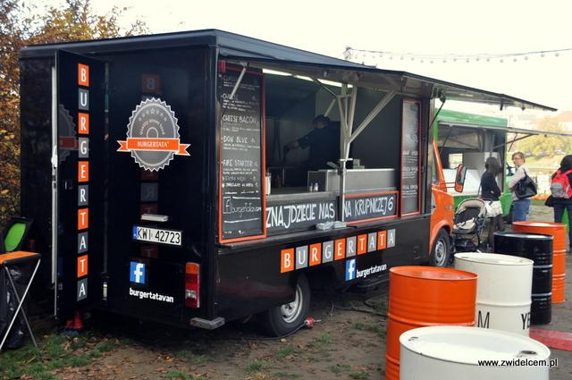 Najedzeni Fest Jesień - Burgertata - truck