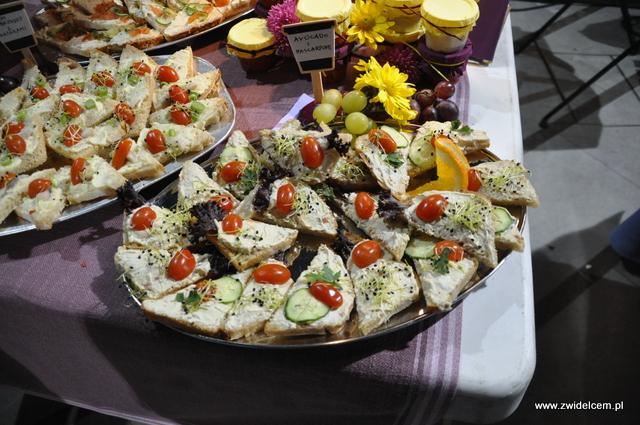 Najedzeni Fest Jesień - Gababa- kanapeczki z awokado i mascarpone