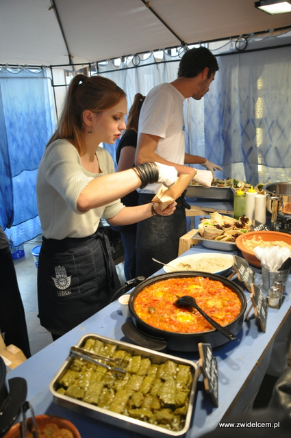 Najedzeni Fest Jesień - Hamsa - shakshuka