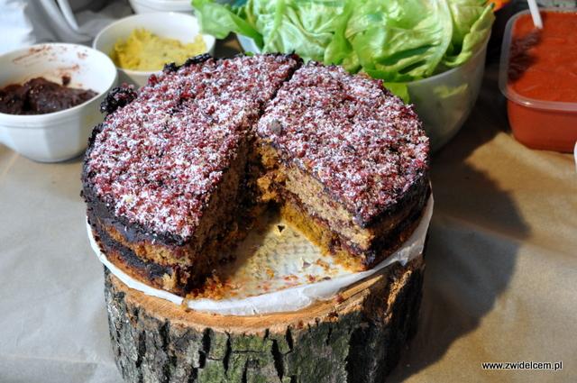 Najedzeni Fest Jesień - Spółdzielnia Organic Bar - sushi