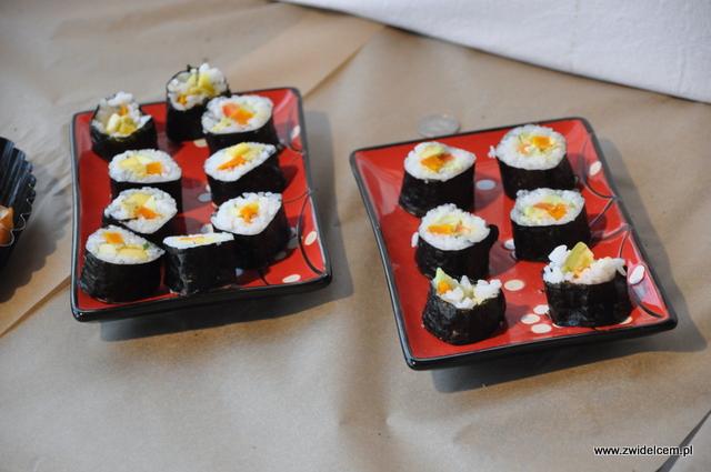 Najedzeni Fest Jesień - sushi