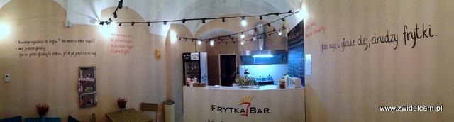 Kraków - Frytka Bar - panorama