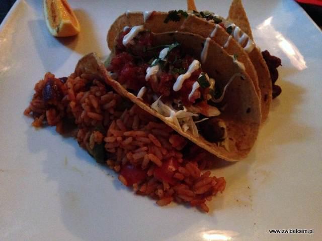 Kraków- Manzana - beef tacos