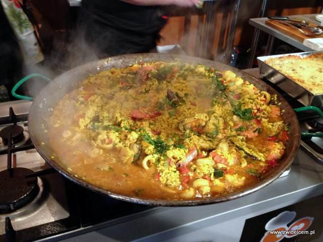 Najedzeni Fest Jesień - Twój kucharz - parująca paella