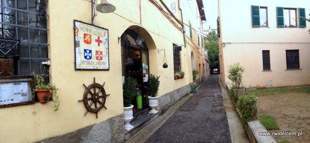 Piza - Repubbliche Marinare - wejście