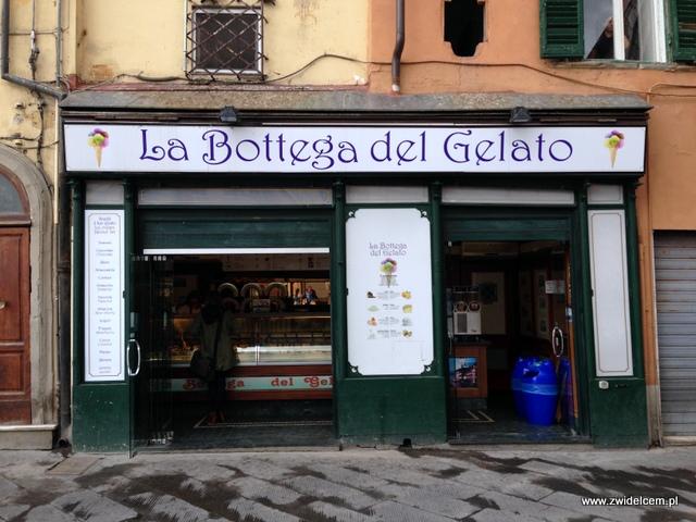 Piza - La Bottega del Gelato