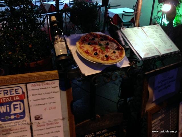 Piza - pizza reklama