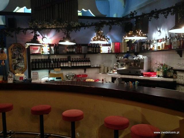 Pisa - Osteria I Santi - bar