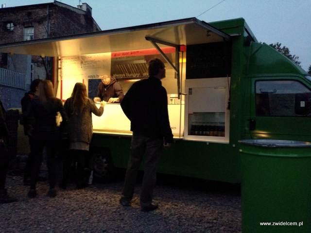 Kraków - Streat Slow Food - klienci
