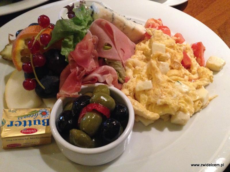 Berlin- San Cayetano - italian breakfast