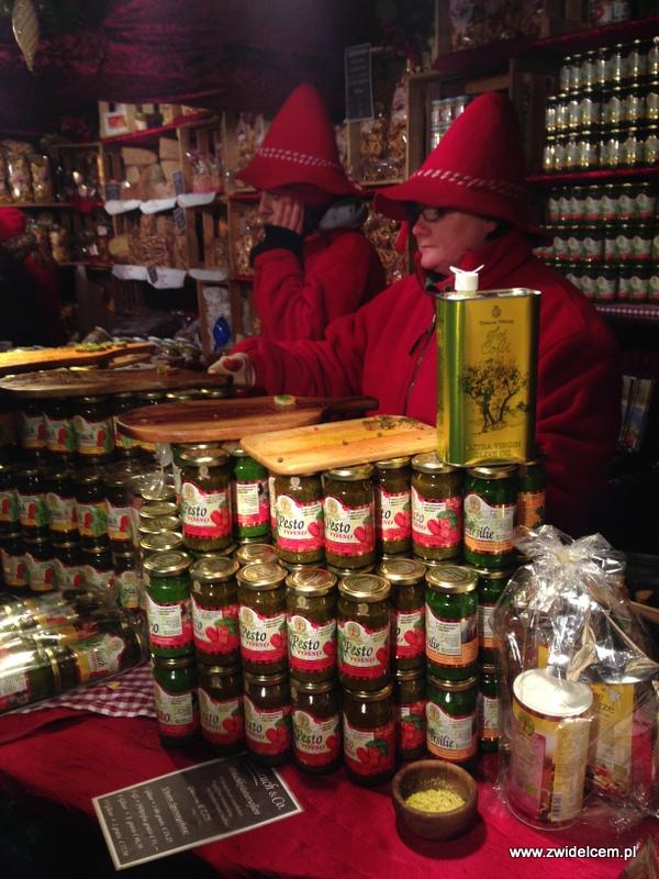 Berlin - weihnachtsmarkt charlottenburg - pesto