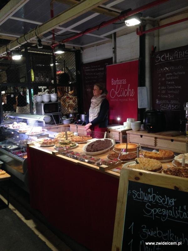 Berlin – Markthalle Neun – Street Food Thursdsay – Barbaras Kuche