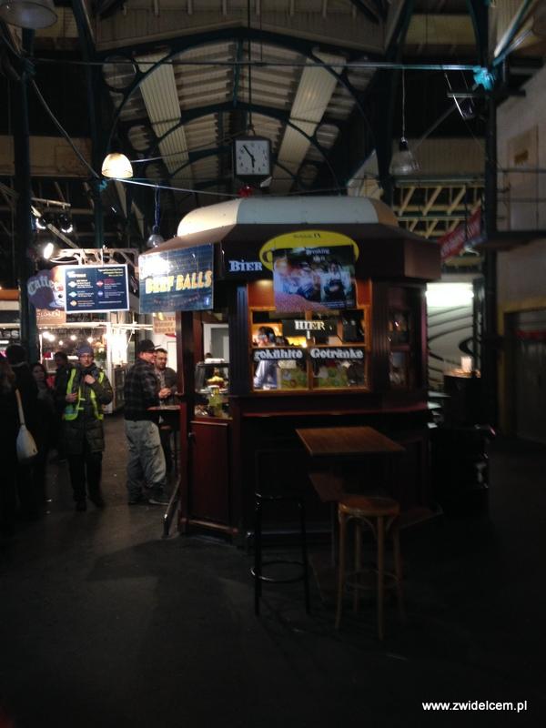 Berlin – Markthalle Neun – Street Food Thursdsay – Beef balls