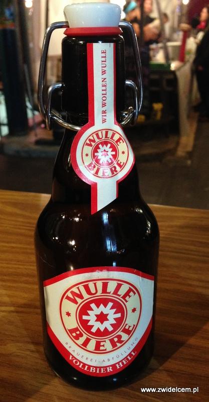 Berlin – Markthalle Neun – Street Food Thursdsay – wulle biere