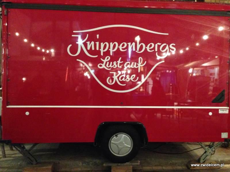 Berlin – Markthalle Neun – Street Food Thursdsay – Knippenbergs