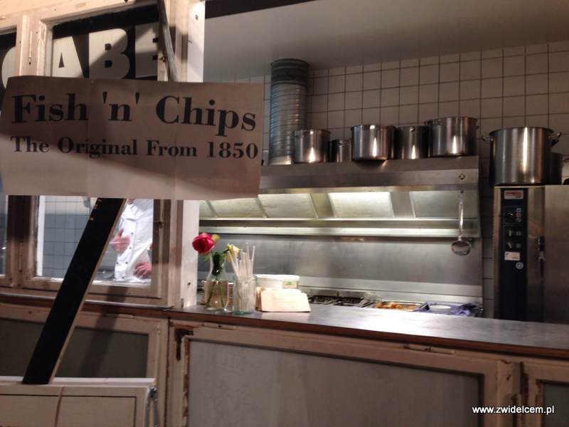 Berlin – Markthalle Neun – Street Food Thursday – Fish 'n' Chips