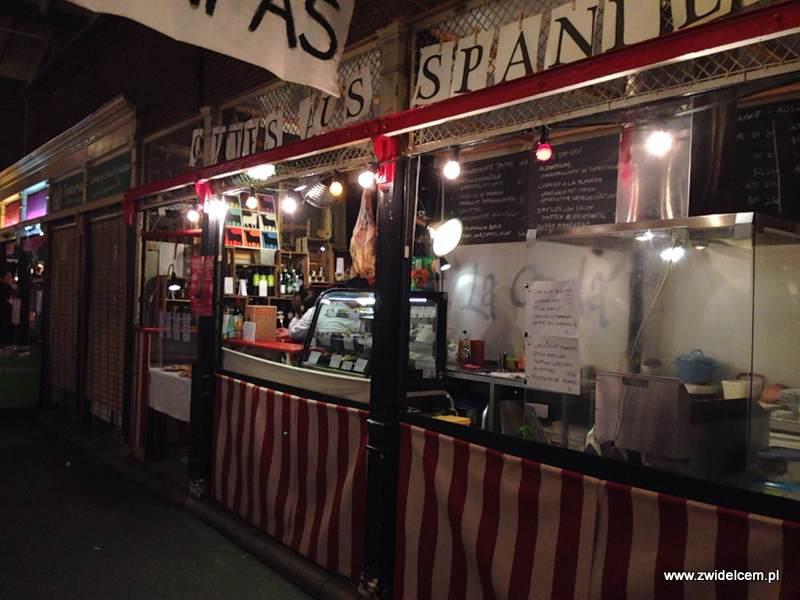 Berlin – Markthalle Neun – Street Food Thursday – Tapas