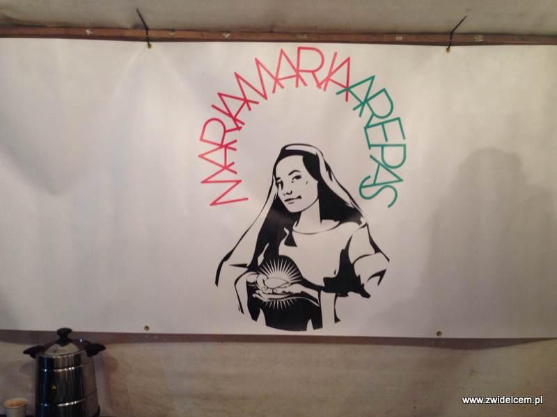 Berlin – Markthalle Neun – Street Food Thursday – Maria Maria Arepas