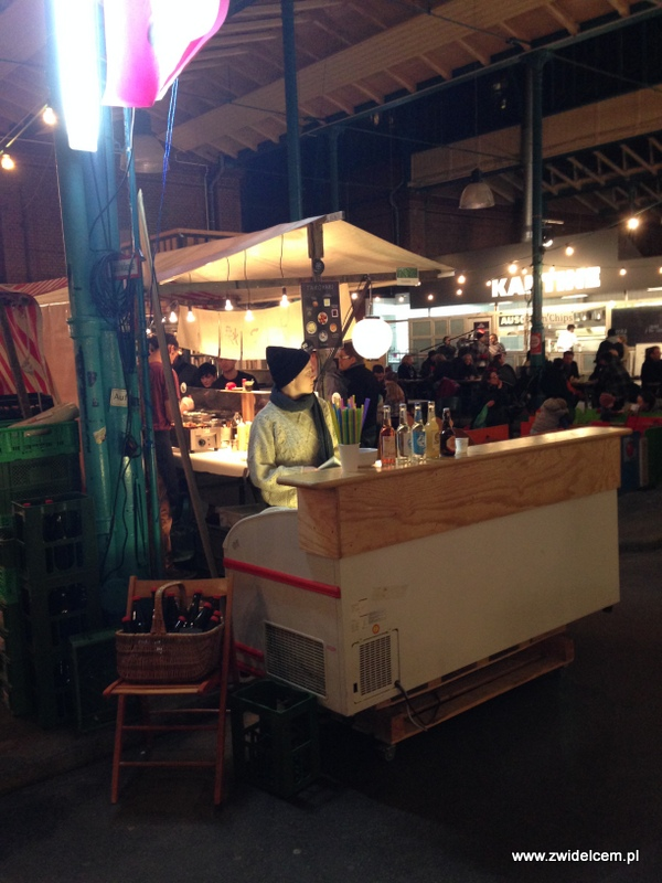 Berlin – Markthalle Neun – Street Food Thursdsay – napoje