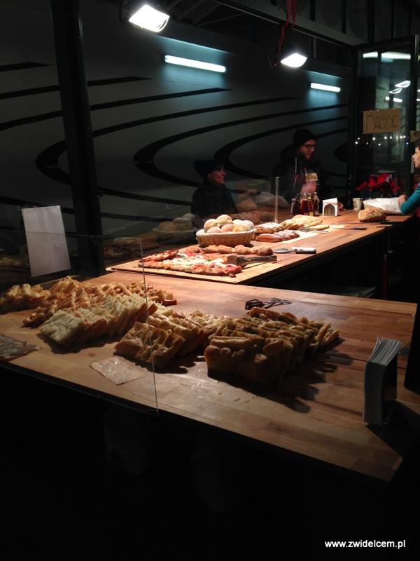 Berlin – Markthalle Neun – Street Food Thursdsay – focaccia