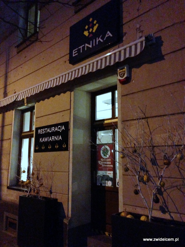 Kraków - Etnika - wejście