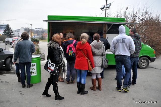 Kraków - Magiczny Foodstock - Streat Slow Food