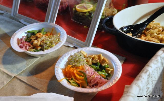 Kraków - Magiczny Foodstock - Oriental Spoon- Bibimbap z tofu