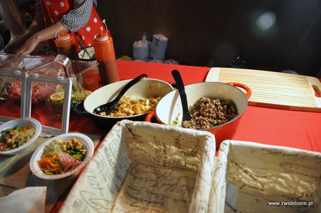 Kraków - Magiczny Foodstock - Oriental Spoon- stoisko