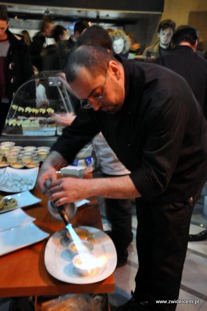 Kraków - Magiczny Foodstock - Brasserie Sztuka - Crème brûlée