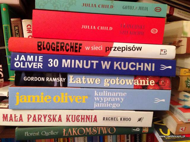 Kraków - BlogerChef - ksiązki
