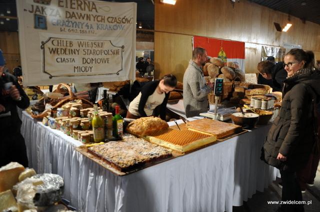 Najedzeni Fest - Karnawał - Kraków - ciasta i chleby