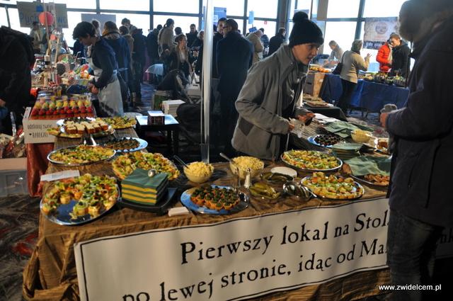 Najedzeni Fest - Karnawał - Kraków -Pierwszy Lokal na Stolarskiej